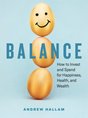 Balance Book Cover